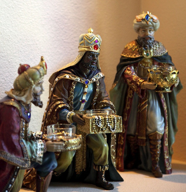 The Three Kings by Enzie Shahmiri - Artist, via Flickr