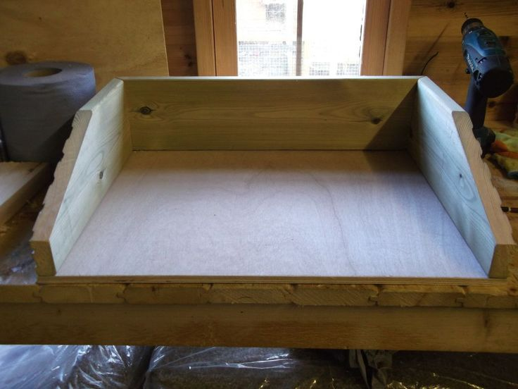 Potting Bench Tray