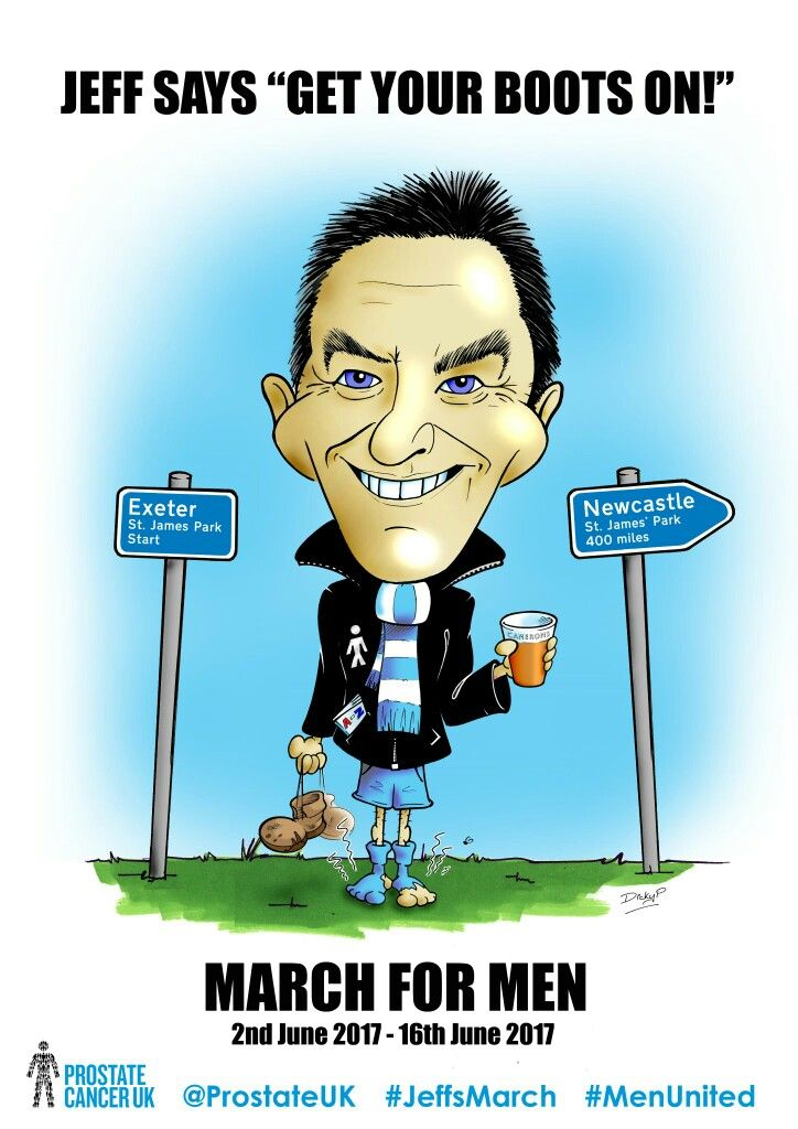 Jeff Stelling  Hartlepool United Prostate Cancer Soccer Saturday cartoon @chimPENzeee