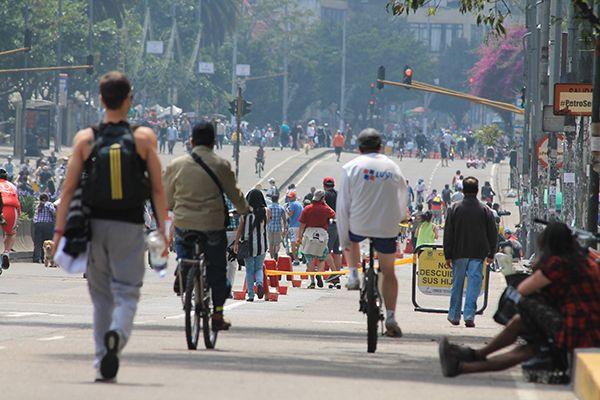 Nuevo aire para el Día Sin Carro   Bike The Way   Blogs   ELESPECTADOR.COM