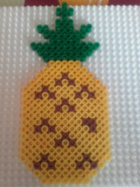 Ananas perle jamais