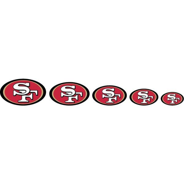 25 best 49ers tattoos images on pinterest san francisco 49ers san francisco 49ers nail tattoo voltagebd Choice Image