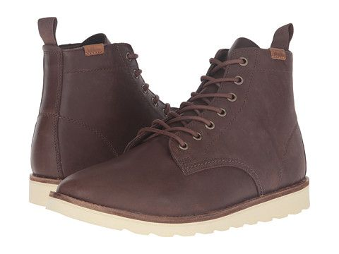 Vans Sahara Boot Brown Leather - Zappos.com Free Shipping BOTH Ways
