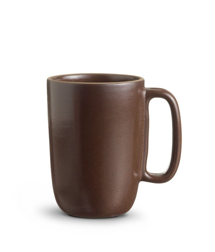 Large Mug - Cook & Dine - Heath Ceramics, comes in redwood of course