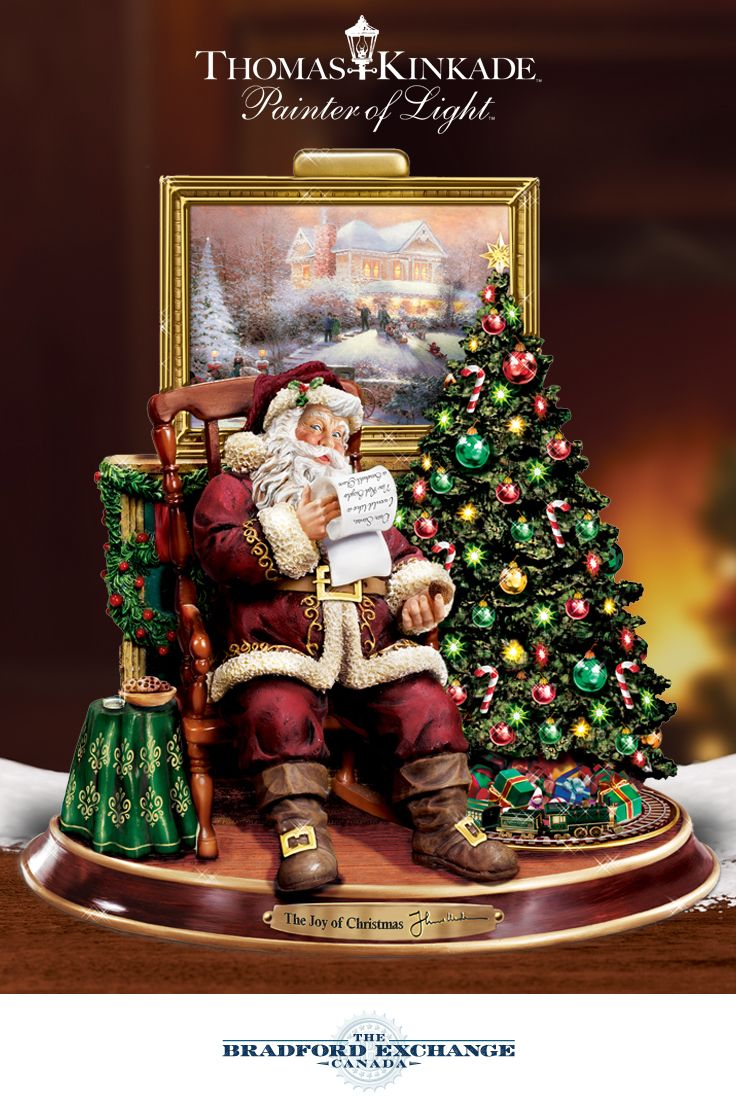 Flying santa fibre optic christmas decoration - It S Never Too Early For Santa To Start Checking His List Bring Home A Heart