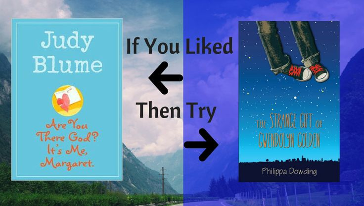 Get more #JudyBlume read-alikes: http://ow.ly/PyXBb #ifyoulike #middlegrade