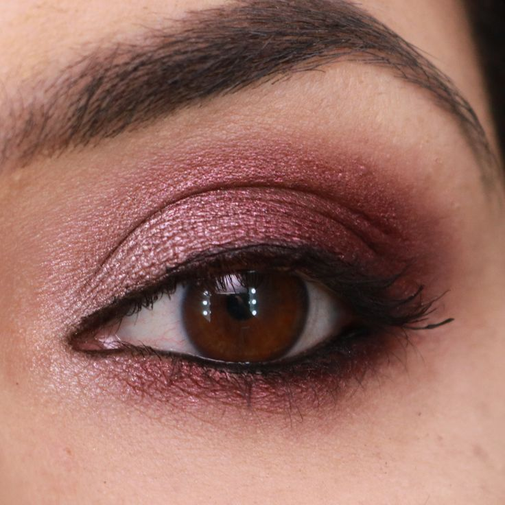 Burgundy Makeup inspired by Olivia Wilde Golden Globes Makeup