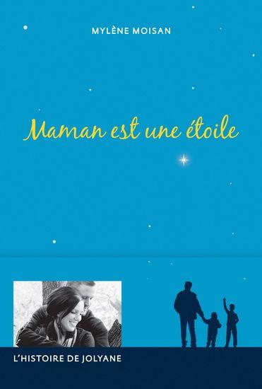 L'histoire de Jolyane Fortier a touché des milliers de lecteurs quand la chroniqueuse du SoleilMylène Moisan l'a racontée dans un texte intitulé Maman est une étoile. Passionnée de la vie,follement amoureuse de son conjoint et mère comblée de deux jeunes garçons, Jolyane estdécédée d'un cancer du sein à 31 ans.Au fil des rencontres entre la journaliste et le conjoint de Jolyane, Martin Létourneau, cettechronique est devenue un livre porté par l'écriture touchante et toujours digne de Mylène…