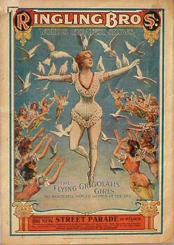 Circus. Vintage Posters.– Google+