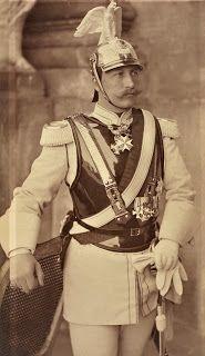 Munich et la Bavière, Louis II et Richard Wagner: Festival  de Bayreuth 1889. L'Empereur d'Allemagne...