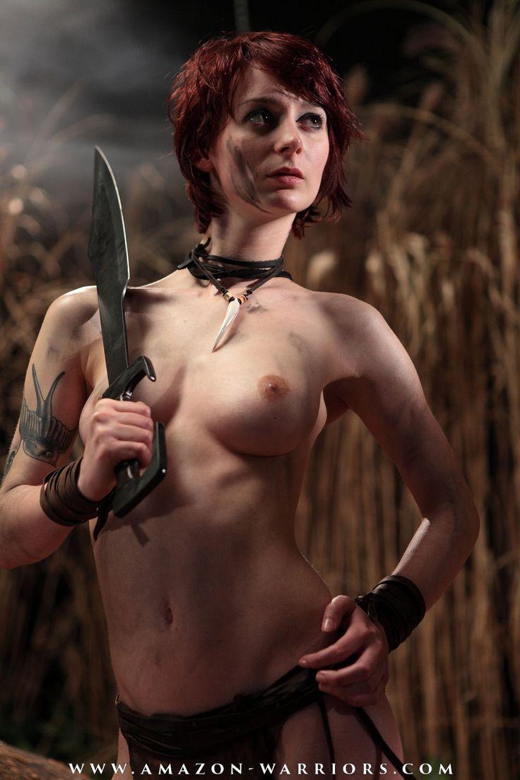 Nude Teen Warrior 54