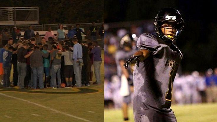Cam'ron Matthews, Alto High School Football Player, Dies After ...