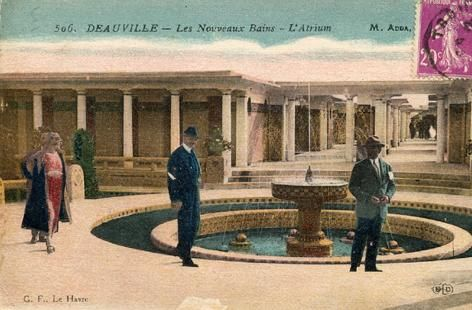 Fascinating pompeian baths | Deauville – Tourism, Events, City Hall – Official website of Deauville