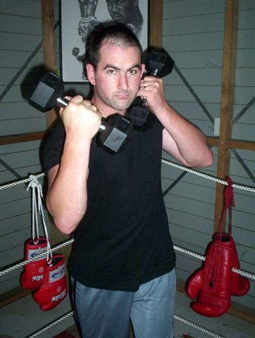 Put Some Power In Your Punch! Weight Exercises For Boxing Success.