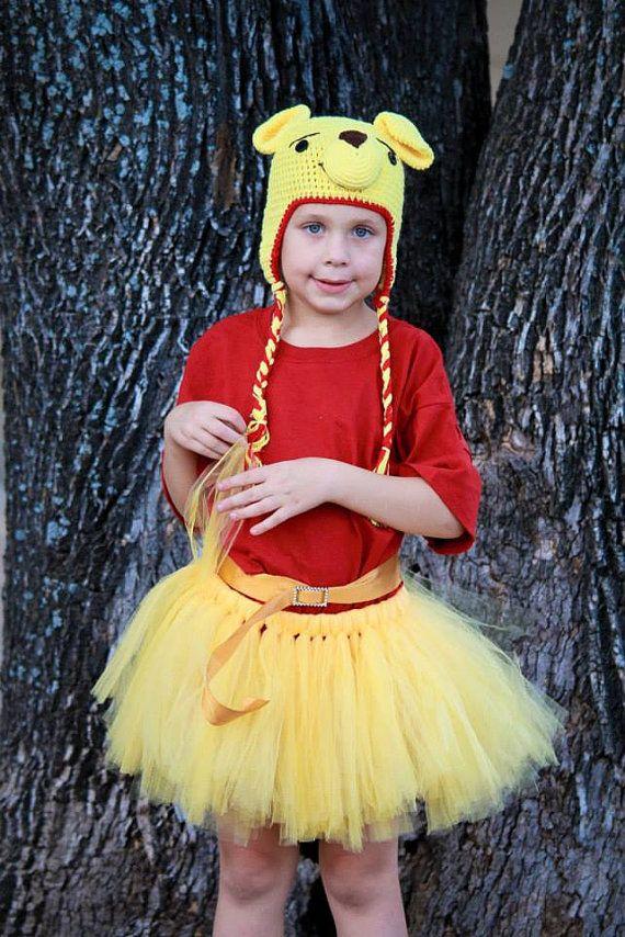14 best winnie the pooh costume ideas images on pinterest. Black Bedroom Furniture Sets. Home Design Ideas