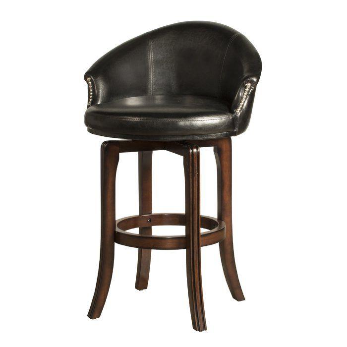 25 Swivel Bar Stool Bar Stools Hillsdale Furniture Wood Bar