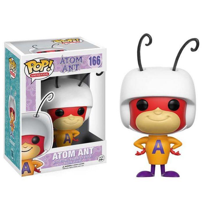 Funko 11854 Hanna Barbera Atom Ant, Multi-Color