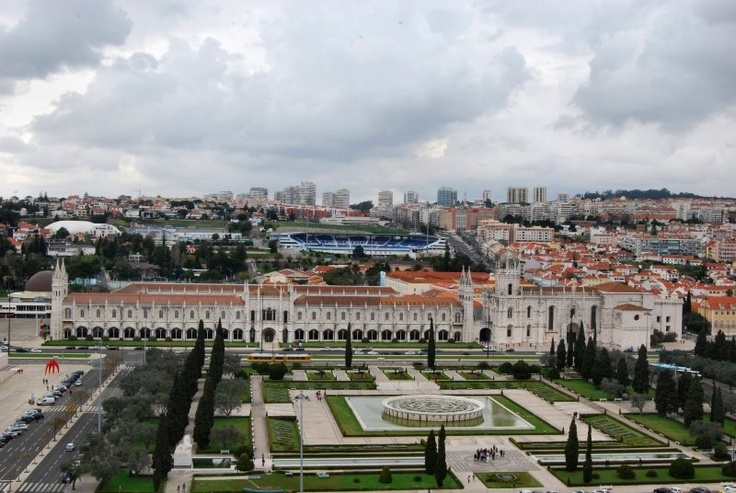 Mosteiro dos Jerónimos in Lisbon