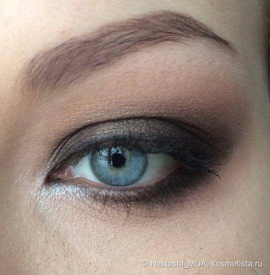 Макияж с помощью теней для век Smashbox PhotoOp Eye Shadow Trio № Screen shot — Отзывы о косметике — Косметиста