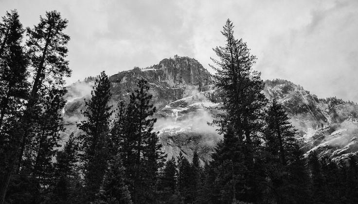 Parques nacionais: Yosemite