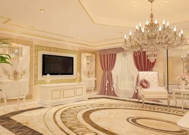 Interior design classic style luxury houses Bucharest - Interior house