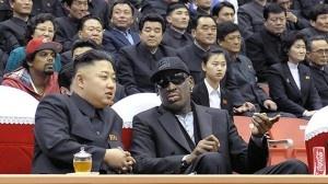 ¿Reconciliará Dennis Rodman a EE.UU. y Corea del Norte? - Cachicha.com