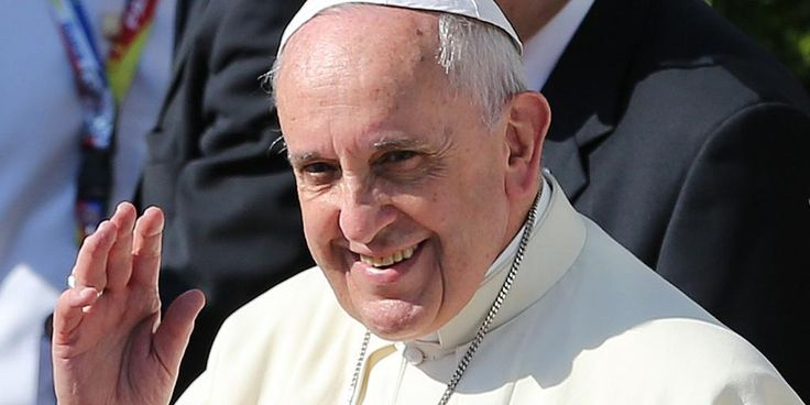 Pope Francis reportedly met with a transgender man at Vatican  http://huff.to/1JxxKKU