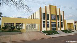Igreja Assembléia de Deus do povoado Lagoa Verde, município de Imperatriz Maranhão, Brasil.