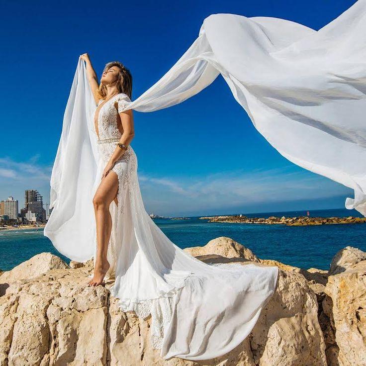 59 best wedding dress images on Pinterest | Wedding frocks, Short ...