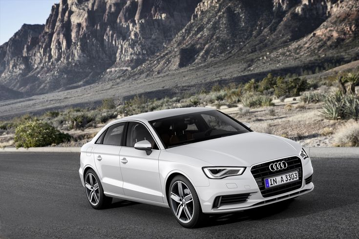 Audi Reveals Pricing And Configurator For 2015 A3 Range
