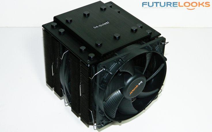 be quiet! Dark Rock Pro 3 CPU Cooler Review - Futurelooks