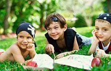 Caccia al tesoro in giardino per bambini di 6 – 7 e 8 anni