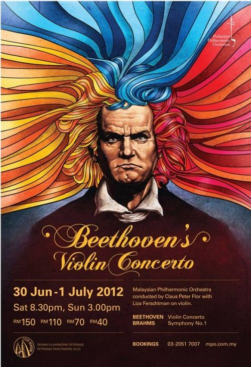 Ludwig van Beethoven (1770 - 1827) was a German composer and pianist. The Symphony No. 5 in C minor was written in 1804–1808. It is one of the most popular and best-known compositions in classical music, and one of the most frequently played symphonies. First performed in Vienna's Theater in 1808, the work achieved its prodigious reputation soon afterwards. The initial motif of the symphony has sometimes been credited with symbolic significance as a representation of Fate knocking at the…