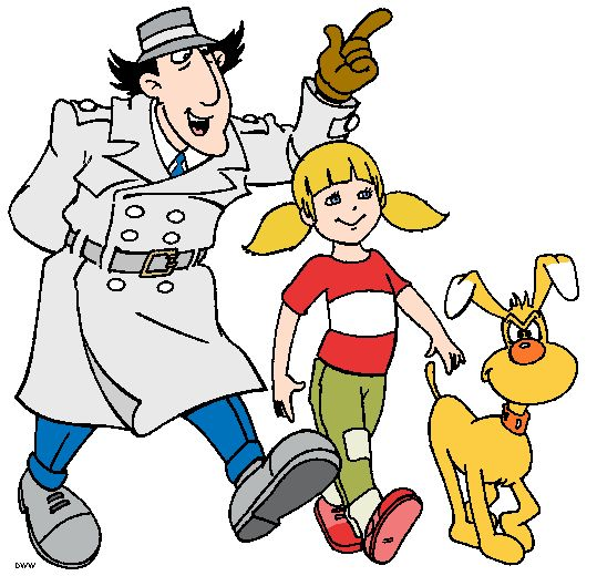 1. Best 80s TV Show- Do do do do do Inspector Gadget. Love! #KickinITAppleCheeks