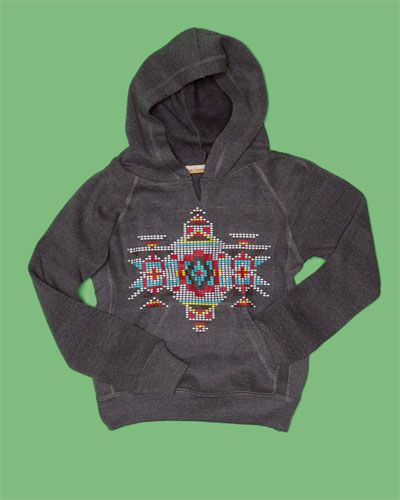 Aztec Hoodie