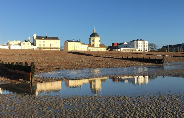 The Dome, Worthing seafront - by Sarah Molloy