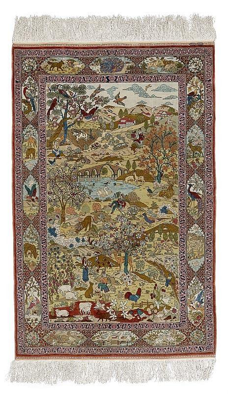 119 Best Hereke Rugs Images On Pinterest Prayer Rug
