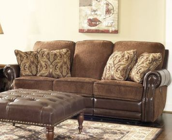 Jefferson Power Recliner Sofa | Barcalounger | Home Gallery Stores & 99 best sofas images on Pinterest | Leather furniture Furniture ... islam-shia.org