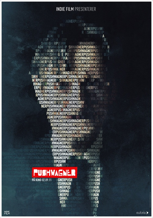 Poster for the documentary Pushwagner