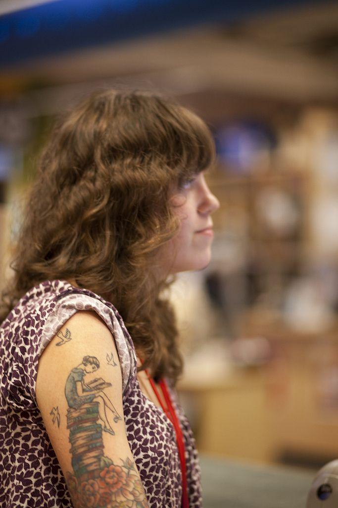 1701 Book Tattoo | David Ryan | Flickr