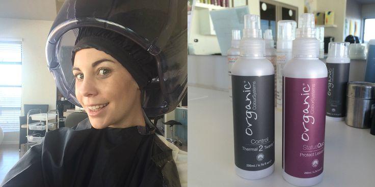 Organic Colour Systems #hairtreatments #ocs #healthyhair