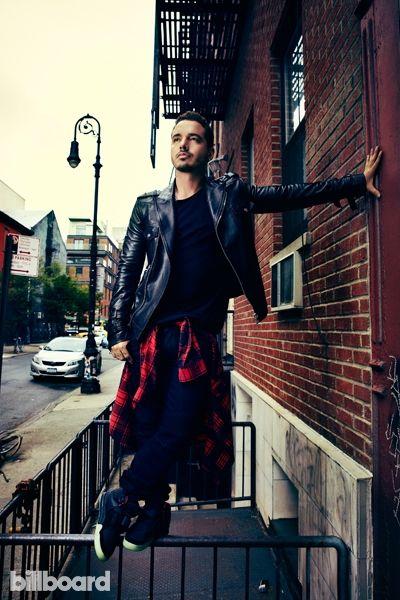 J Balvin: The Billboard Photo Shoot   Billboard