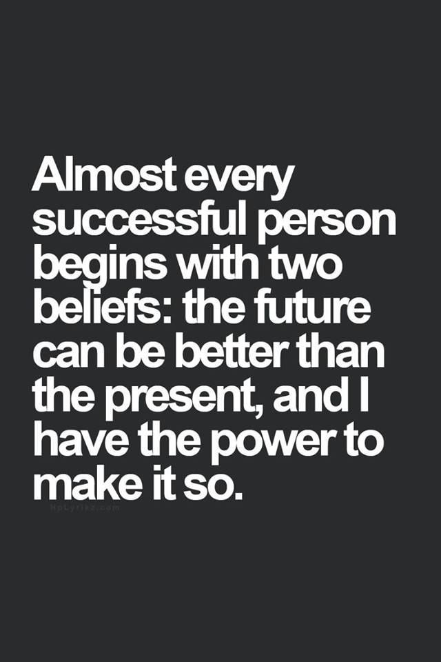 2 Beliefs Of Successful People Tumblr Pinterest Quotes