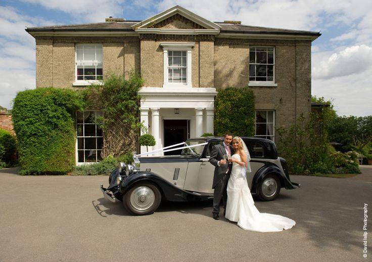 Fennes wedding venue in Essex #scenic
