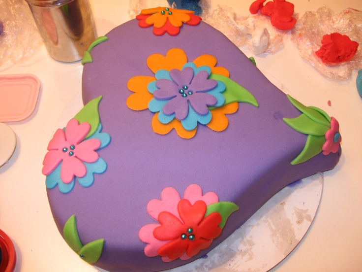 Workshop Cake decoration