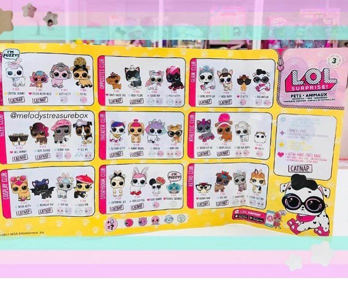 Guia Do Colecionador Completo Todas As Lols Pets Lolparty Lolpets Lolsurprise Lol Lolsurpriseparty L Lol Dolls Monster High Birthday Party Sister Dolls