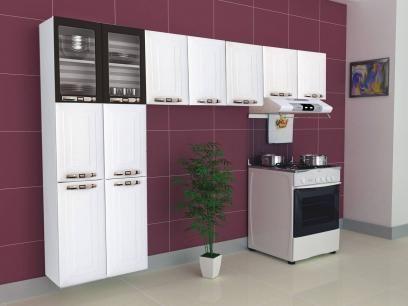 Cozinha Compacta Colormaq Class Slim - 11 Portas Aço com as melhores condições você encontra no Magazine Ofertaeproduto. Confira!