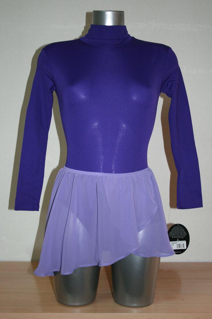 Maillot fashion y Falda de ensayo
