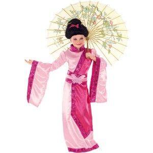 Βασίλισσα της Ιαπωνίας στολή Γκέισας για κορίτσια με κιμονό