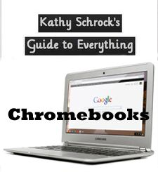 Links to support Chromebooks in the classroom.